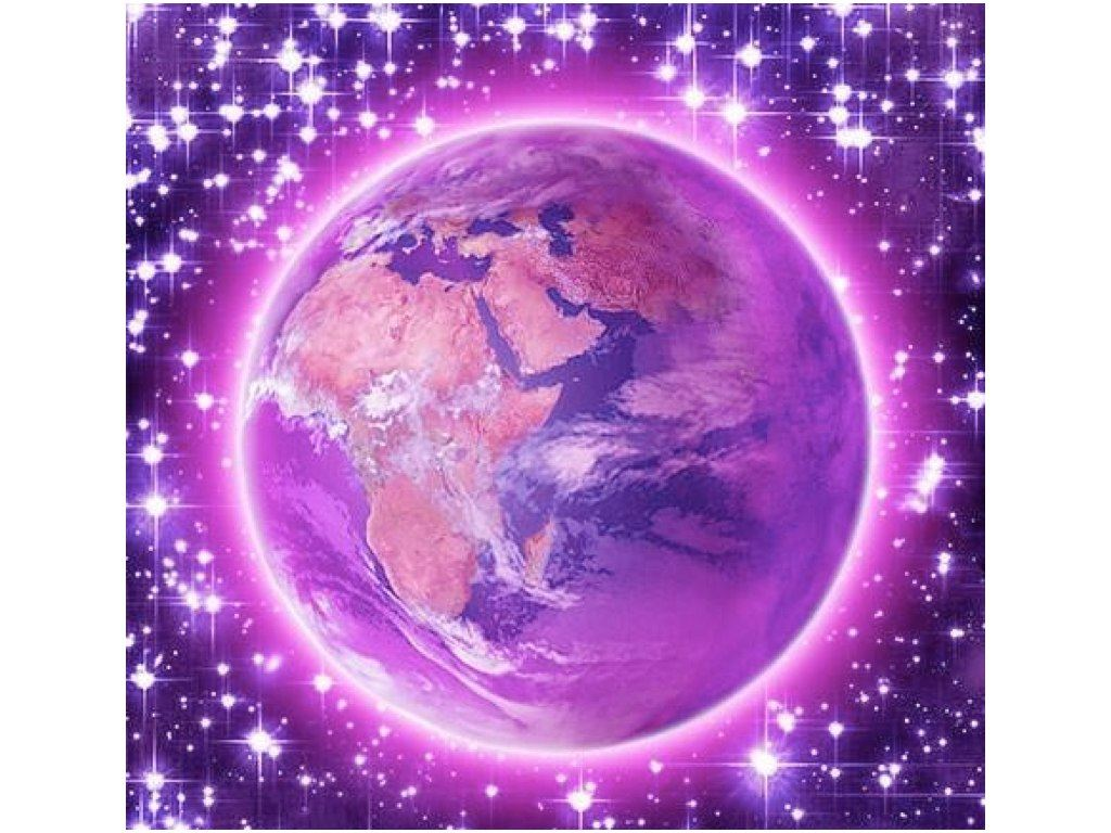 How to Use Violet Flame Mantras to Heal the Planet, You, Your Family and Elemental Life