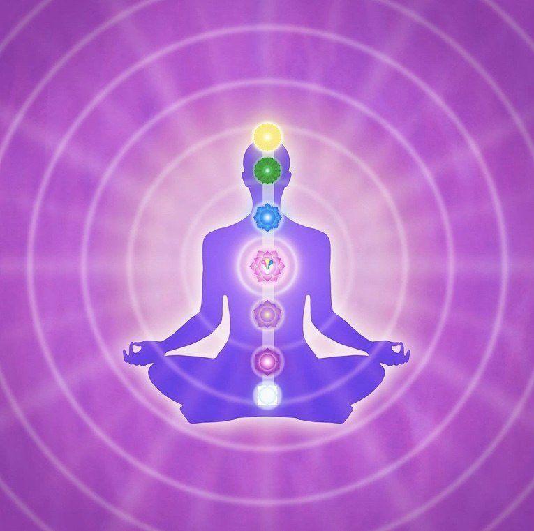 Meditate Using Violet Flame Decrees