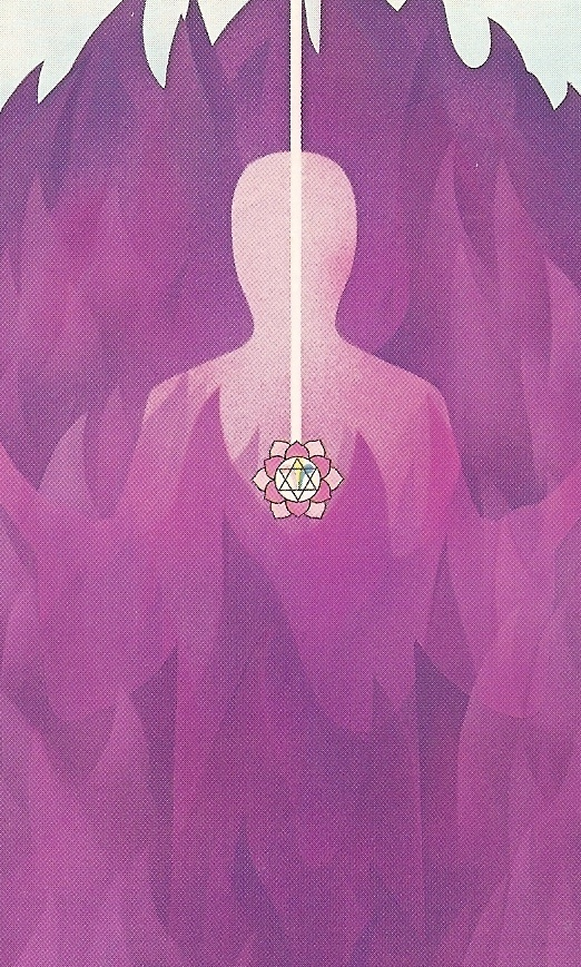 Invoking Violet Flame – Unfold Higher Self
